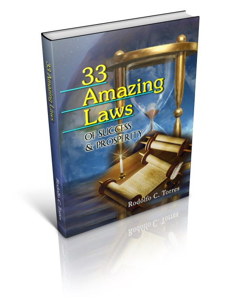 33 Amazing Laws Book
